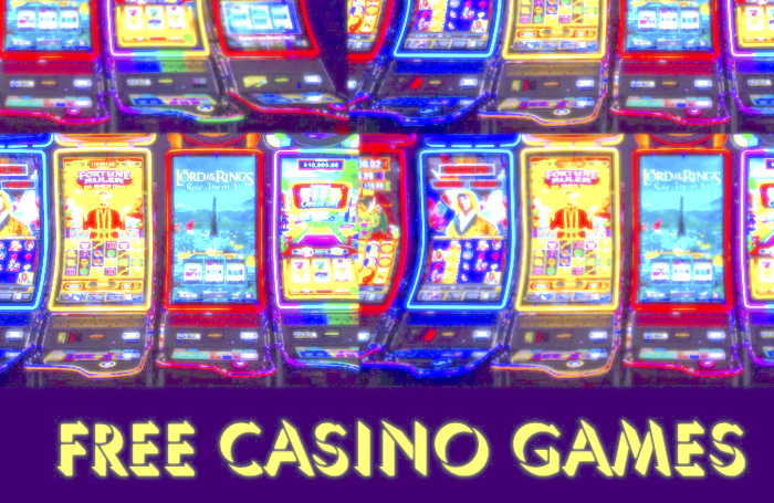 Free Casino Games Online in Canada